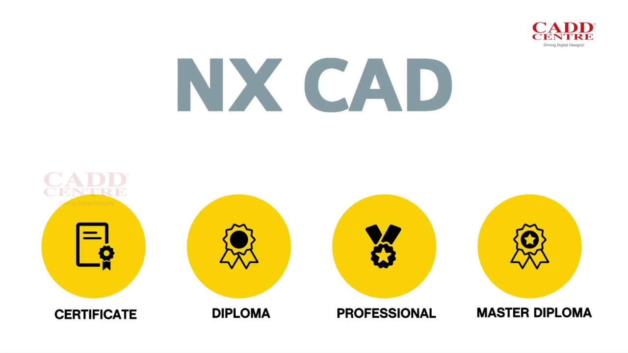 NX CAD Training Course, NX CAD Software Course, Unigraphics