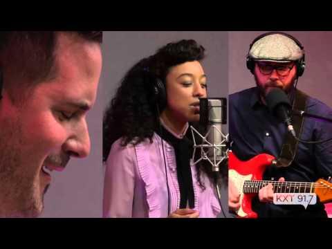 "Corinne Bailey Rae - ""Green Aphrodisiac"" -  KXT Live Sessions"