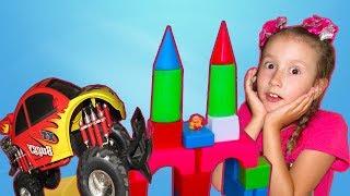 London Bridge Song | Tanya pretend Play / Nursery Rhymes \u0026 kids Songs 런던 브리지 폭포