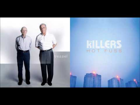 Mr Car Radio  twenty one pilots vs The Killers Mashup