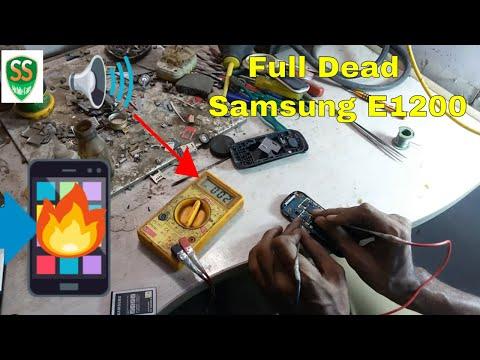 samsung E1200+E1200T+E1200Y dead solution TESTED,in hindi