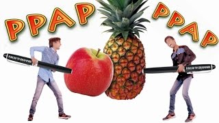 PPAP Pen Pineapple Apple Pen | Song | Hindi Comedy Video | Pakau TV Channel