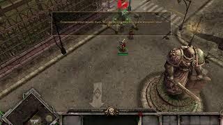 """Warhammer 40,000  Dawn of War """"Короткое обучение"""" прохождение #1"""