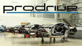 WHERE GT3 RACE CARS ARE MADE! | Visiting Prodrive and the AMR production line