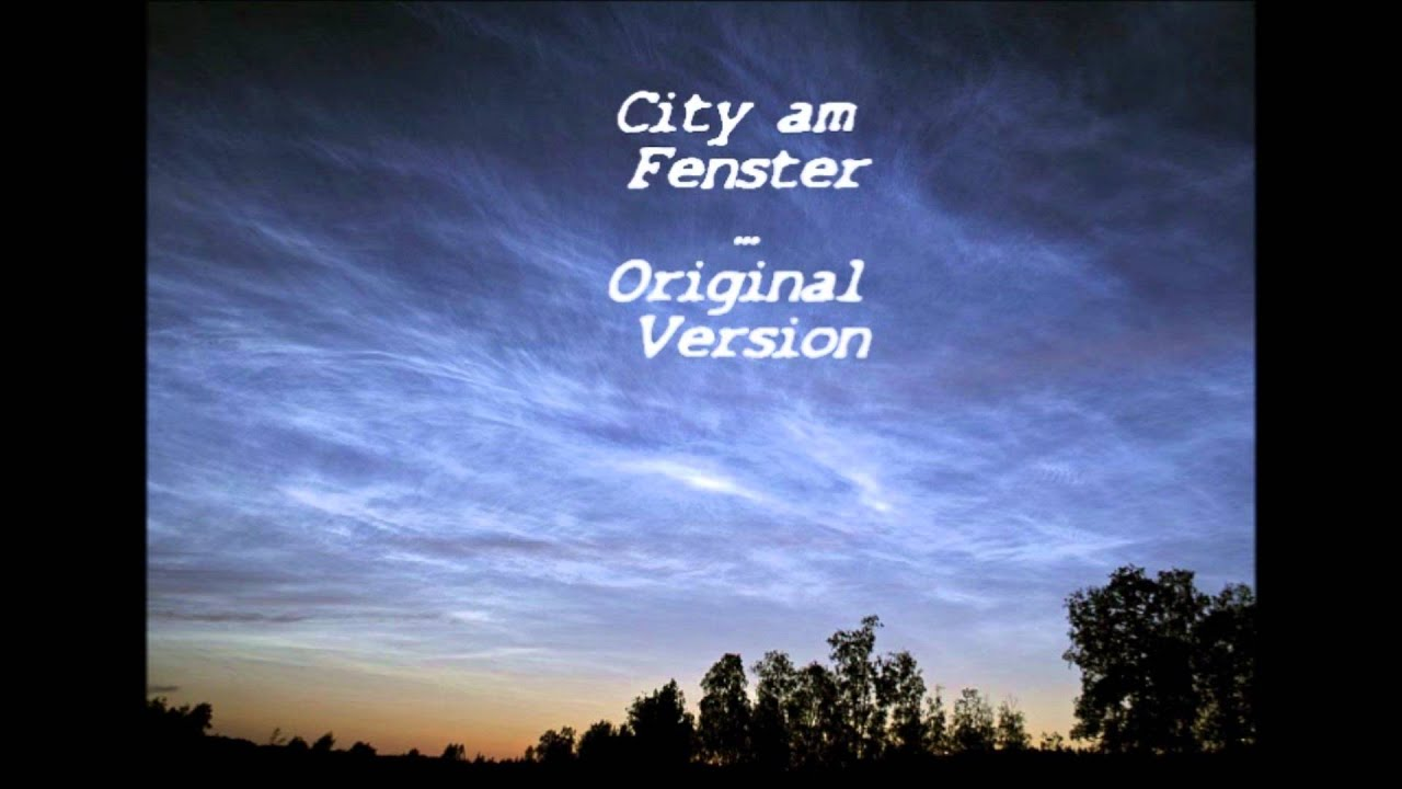 text am fenster city