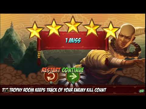 JNG Plays - One Finger Death Punch 2 |