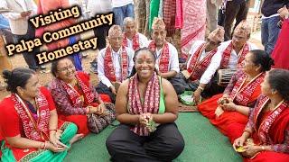 Visiting Palpa Community Homestay // Lumbini to Pokhara Nepal