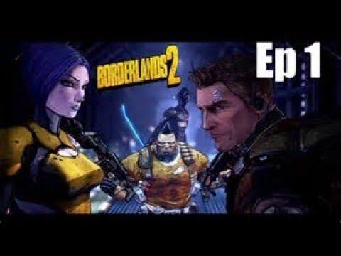 Borderlands 2 | Ep.1 play walkthrough w/ NZ._.XT|