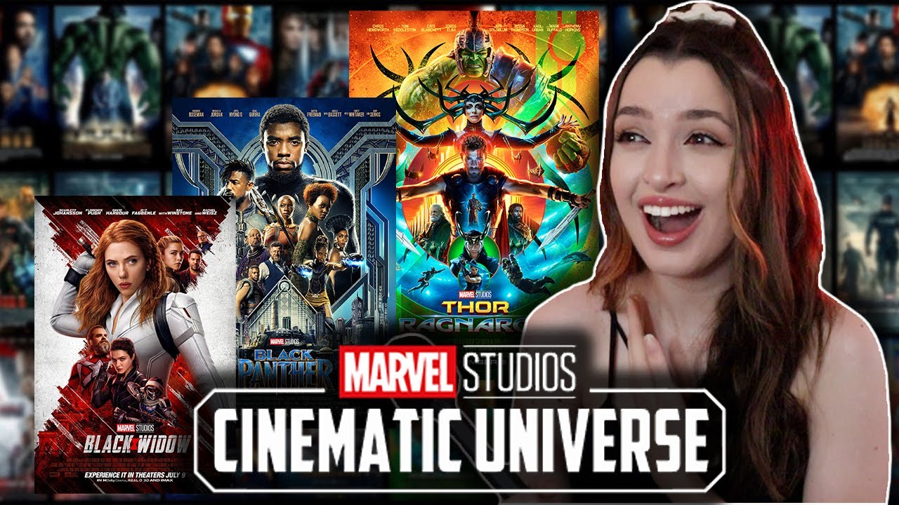 I Watched EVERY Marvel Movie in Order (MCU REACTION) *Part 2*