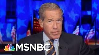 Watch the 11th hour with brian williams highlights: august 13 | msnbc