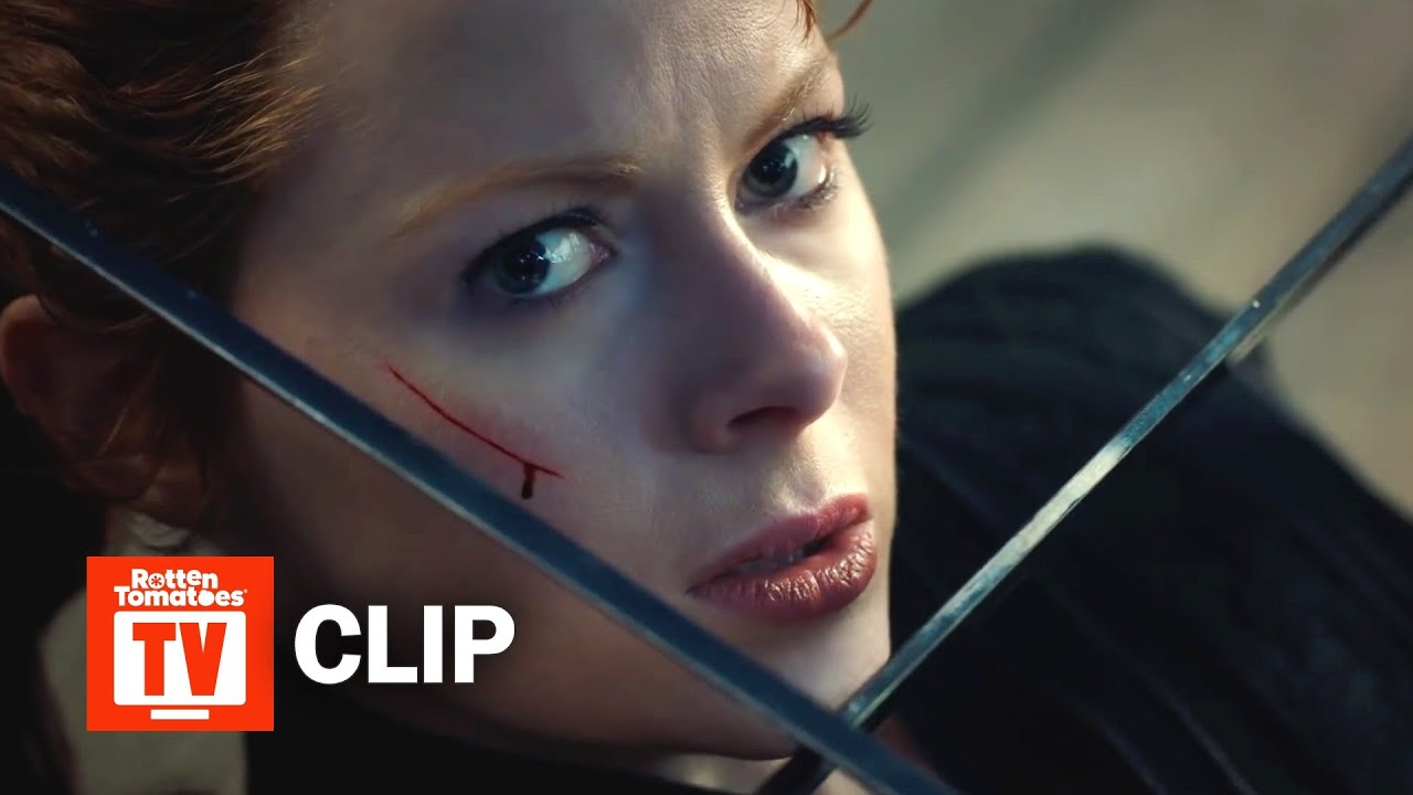 Download Into the Badlands S03E11 Clip   'Sunny Vs. The Widow'   Rotten Tomatoes TV