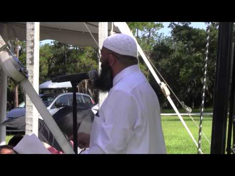 Eid Al Fitr — 2013 at Moss Park Florida