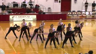 NCC Dance Team 3OH 3 My First Kiss Ke Ha Dance Routine 2011 Naperville Illinois Il