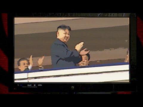 NORTH KOREA STAGED THEATRE DISTRACTION EXTRAVAGANZA!!!