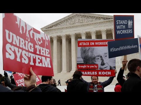 Janus v. AFSCME: Will Supreme Court Side with Koch Brothers in Their War Against Organized Labor?