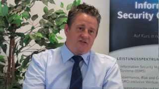 60 Sekunden mit Mathias Horn - Business-Orientierte IT-Sicherheit