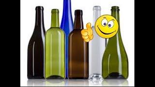 Decoración de botellas muy  fácil y rápido. Los Hobbies de Yola