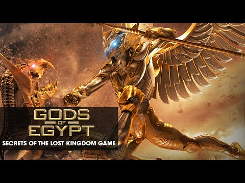 Gods Of Egypt: Secrets Of The Lost Kingdom Game
