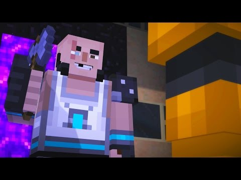 Minecraft: Story Mode - Episode 8 - Meet Facemeat (35)