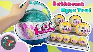 Mở LOL Ngọc Trai bất ngờ và 4 quả Series 3 Pets ToyStation 334