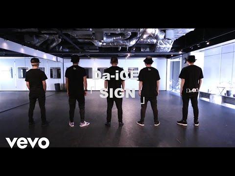 Da-iCE (ダイス) - SIGN -Da-iCE Official Dance Practice-