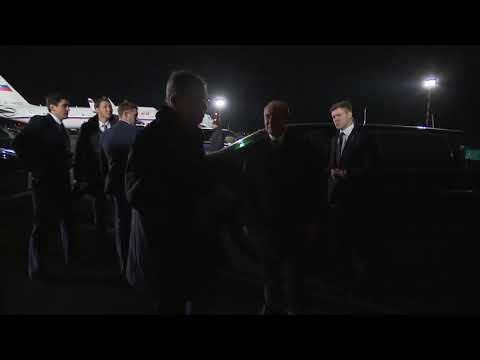 Путин проводил Токаева в аэропорт в Омске