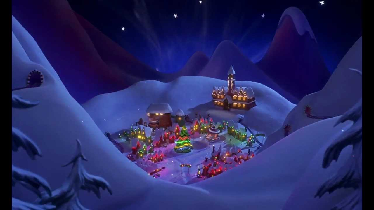 The Nightmare Before Christmas - Christmas town / What's ...