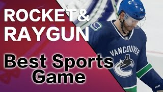 Best Sports Game 2016 - Rocket & Raygun - Electric Playground