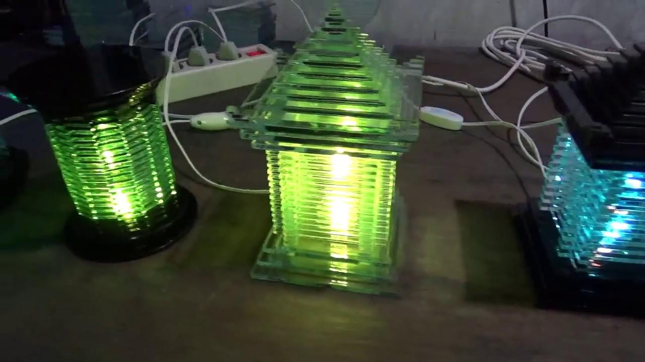Cara Membuat Lampu Hias Dari Limbah Kaca YouTube