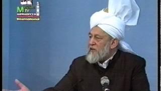 Urdu Khutba Juma on January 20, 1995 by Hazrat Mirza Tahir Ahmad