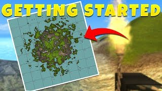 HOW TO GET STARTED ON ROVIVE! *TUTORIAL* (NEW ROBLOX SURVIVAL GAME)
