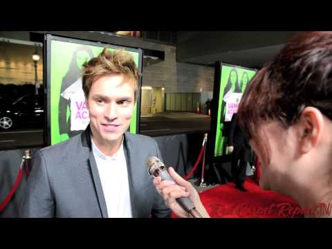 Spencer Sutherland at the #VampireAcademy Los Angeles Premiere @VAOfficialMovie @SpencerMusic1