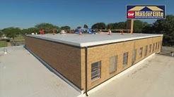 Beecher High School Roofing Project (Beecher, Illinois)