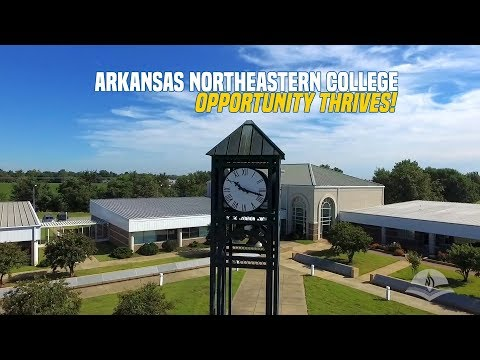 Opportunity Thrives at Arkansas Northeastern College! Spring Registration is Now Open!