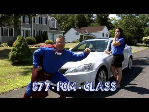 Plymouth Glass & Mirror Superman Commercial
