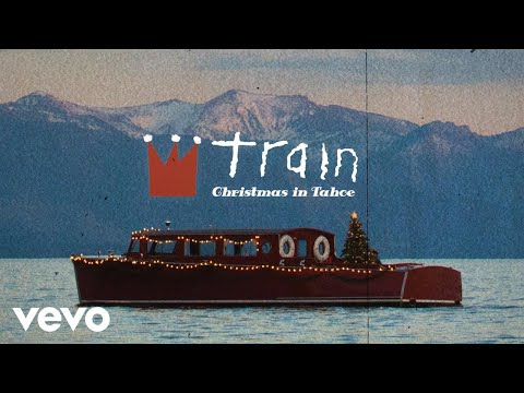 Train - Tinsel and Lights