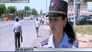 Автобус следовал из Шымкента в Москву нелегально