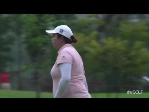 Shanshan Feng RD3 Highlights at the 2016 Sime Darby LPGA Malaysia