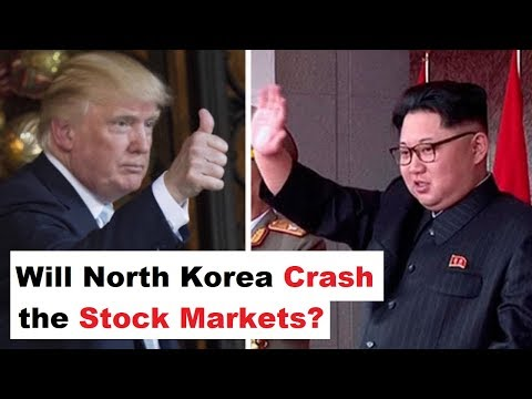 Will North Korea Crash the Stock Markets, or is it a Nothingburger?