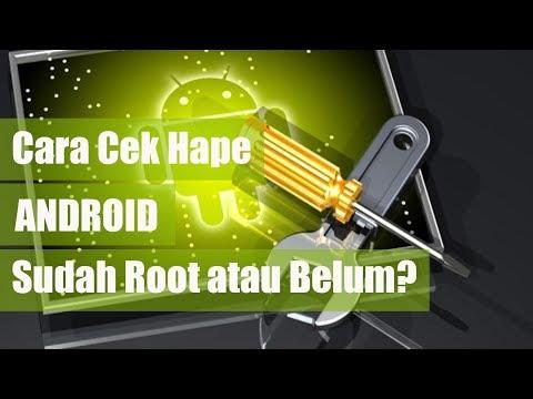 Dewasa ini kita sering endengar istilah rooted atau sudah diroot...apa itu root? root adalah salah s.