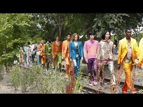 Etro Spring Summer 2022 Men's fashion show