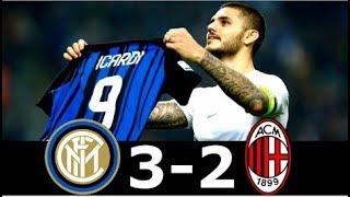 INTER vs AC MILAN All Match (Official Video ) HD PRO