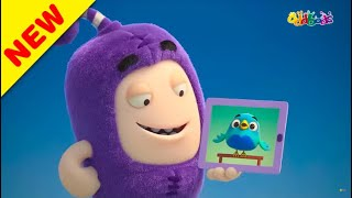 Oddbods | New | JEFF THE TECHIE...? | Funny Cartoons For Kids