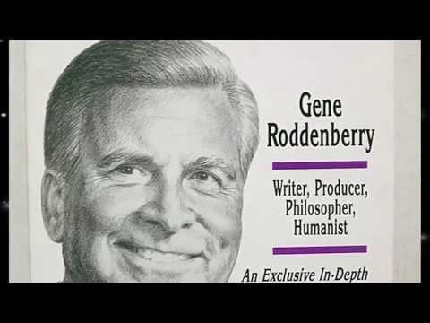 STAR TREK, GENE RODDENBERRY, and the COUNCIL OF NINE.  #54