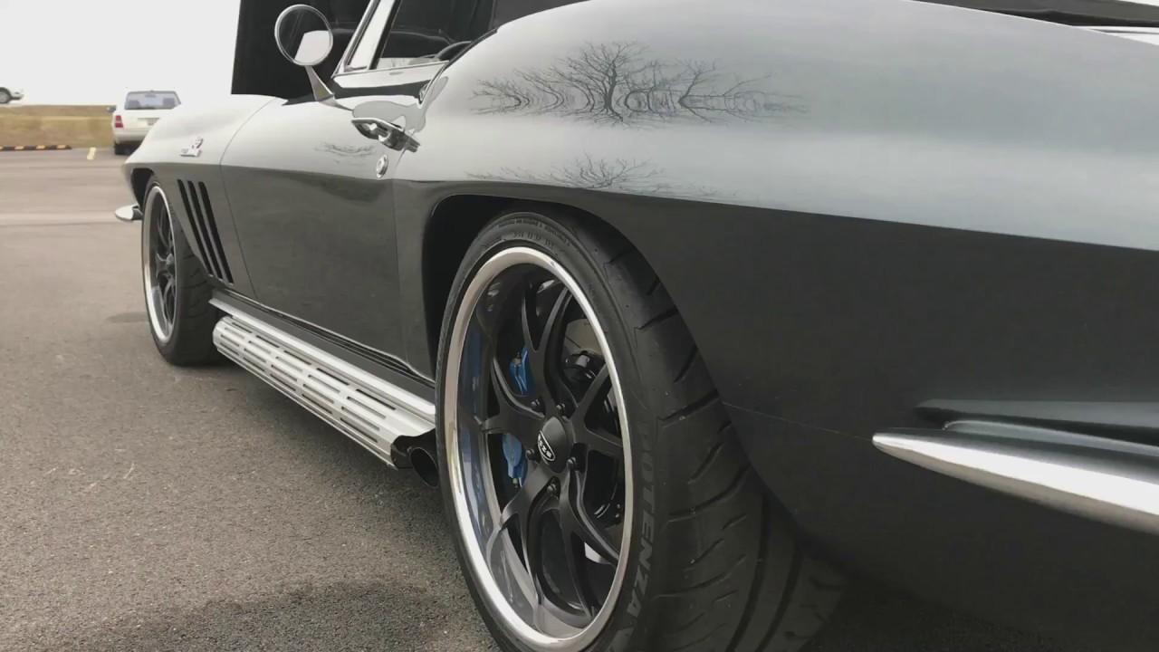 1965 Corvette Restomod Supercharged LT4
