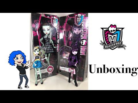 MH Frightfully Tall 17-inch Dolls - Frankie Stein | Elissabat