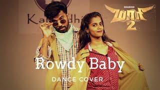 "Check out my latest dance cover on the trending song ""rowdy baby"" from movie maari 2 . hope you guys enjoy video & do not forget to like share comm..."