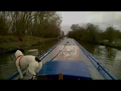 6. Buying a Narrowboat Part 6 Fitting a Morso Stove