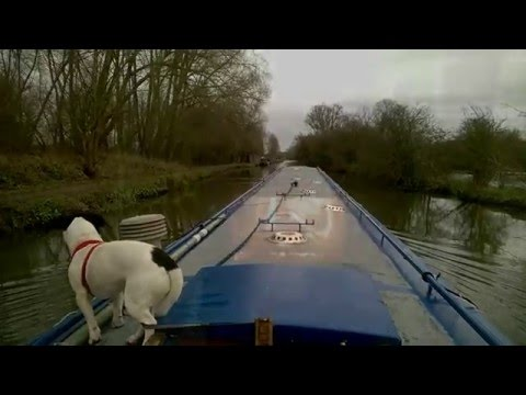 6. Buying a Narrowboat Part 6 Fitting a Morso Stove