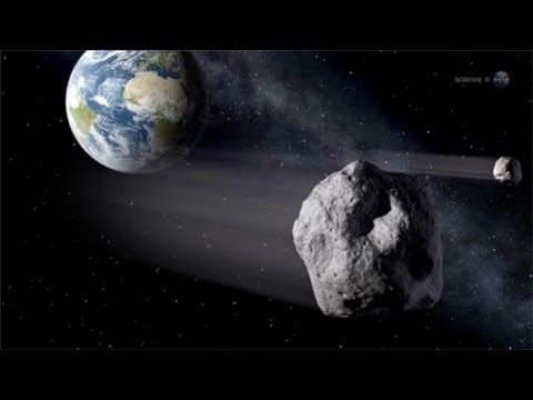 The 130,000 Ton Asteroid Heading Toward Earth | How To ...